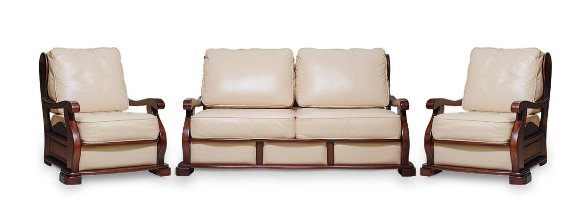 Набор мебель для отдыха  Кантри дерево