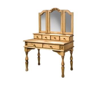 "Стол туалетный с зеркалом ""Викинг GL"" Лида-Регион"
